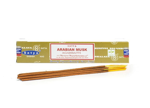 Arabian Musk Incense Sticks