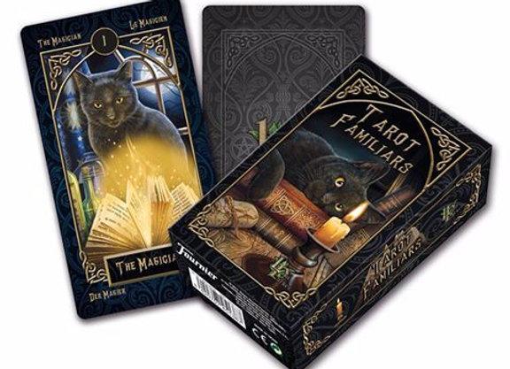 Tarot Cards - Lisa Parker