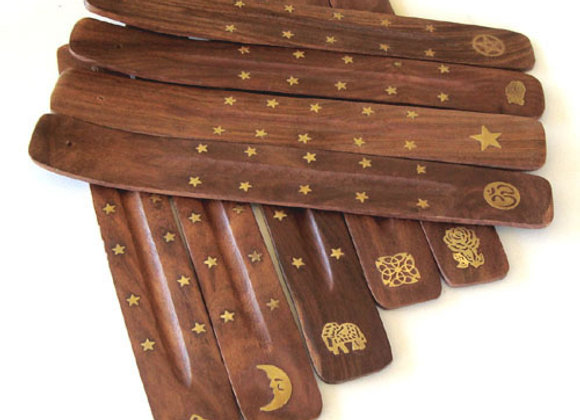 Wooden Incense Stick Holders
