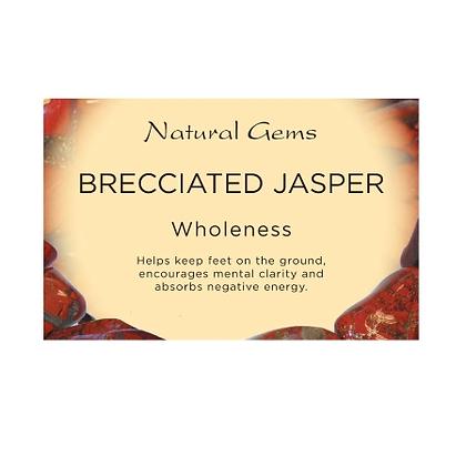 Brecciated Jasper