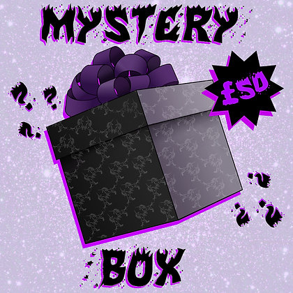 £50.00 Mystery Box