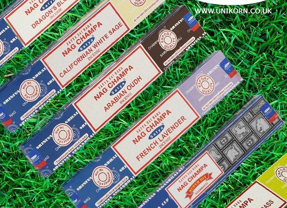 Combo Series Sataya Incense Sticks