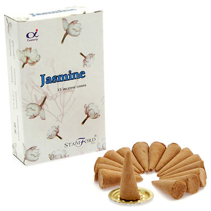 Jasmine Incense Cones
