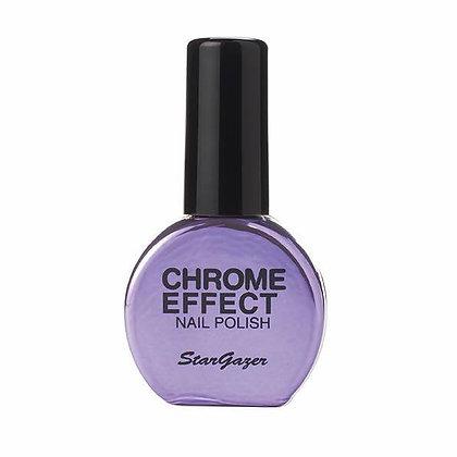 Purple Chrome Effect Polish