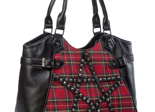 Calling of the Eclipse Handbag Red