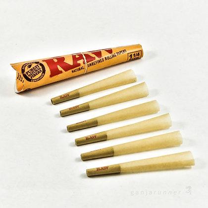 RAW Cones 6 Pack
