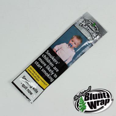 Double Platinum Blunt Wrap - Silver (Berries)