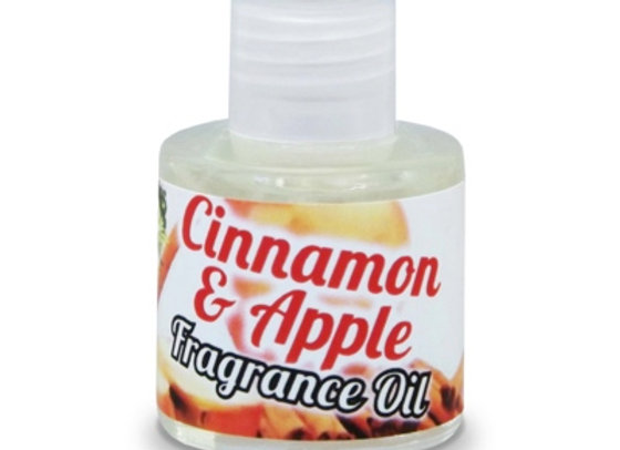 Cinnamon and Apple Fragrance Oil