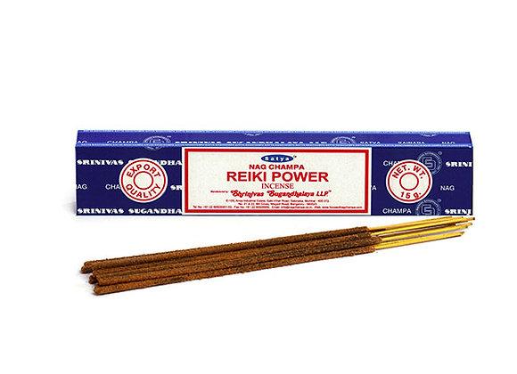 Reiki Power Incense Sticks