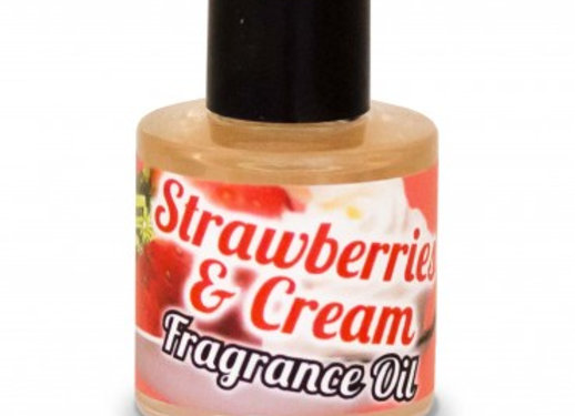 Stawberries & Cream Fragrance Oil