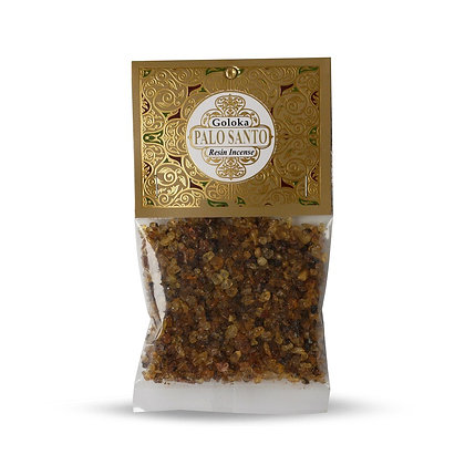 Goloka Palo Santo Resin Incense