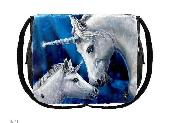 Sacred Love Messenger Bag