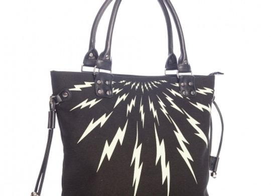 Thuderbolt Tote Bag