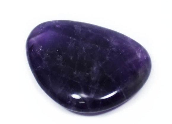 Amethyst Thumb Stones