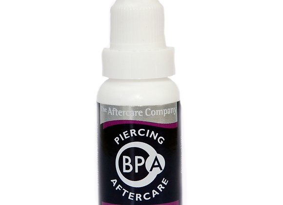 BPA -Piercing Aftercare