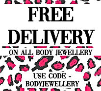 FREE DELIVERY ON ALL BODY JEWELLERY (2).