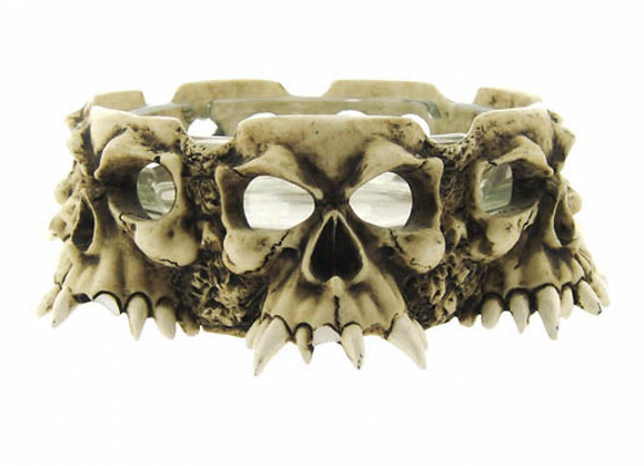 Fangs Ashtray
