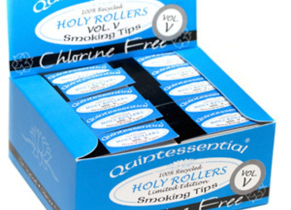 Holy Rollers - Smoking Tips