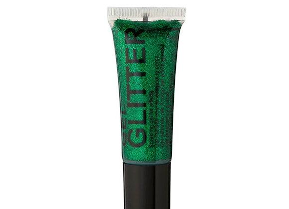 Green Gel Glitter