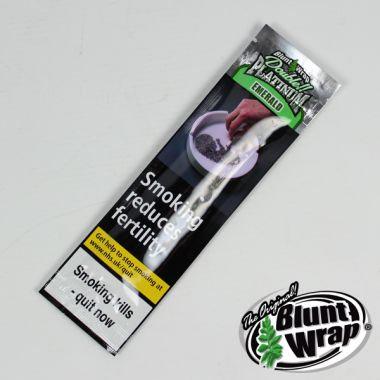 Double Platinum Blunt Wrap - Emerald (Kush)