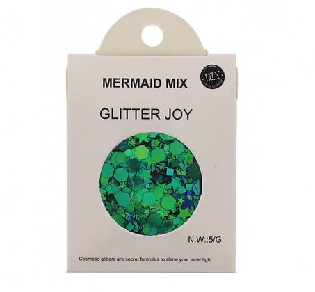 Mermaid Mix - Glitter Joy