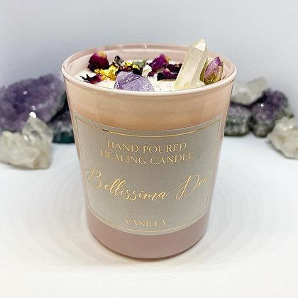 Handmade Healing Candles - Vanilla