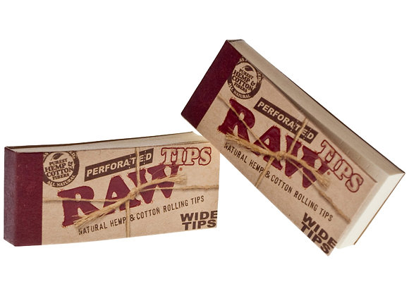 RAW Perforated Tips
