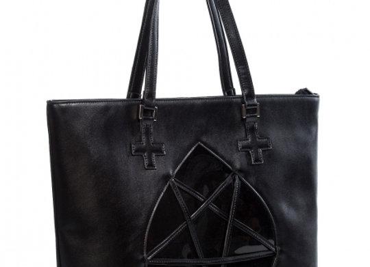 Flash of Twilight Tote Bag