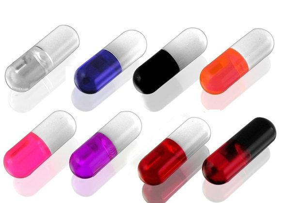 Acrylic UV Externally Threaded Pill Tongue Balls