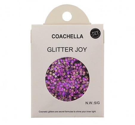 Coachella - Glitter Joy