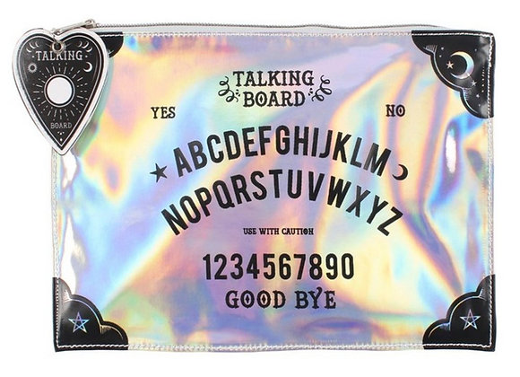 Holographic Ouija Makeup