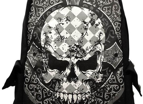 Skull Cross Backpack