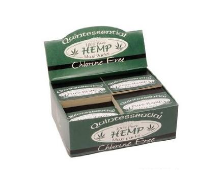 100% Pure Hemp - Maxi Pack
