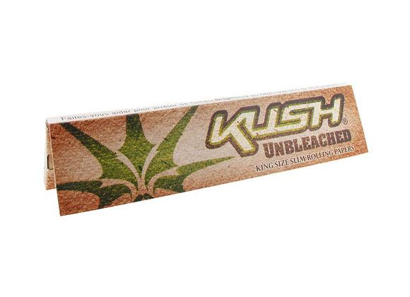 Kush King Slize Ultra Premium Slim Unbleached Papers