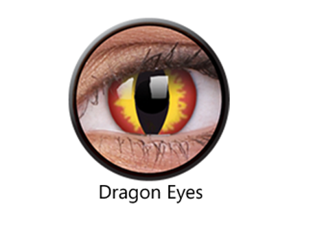 Dragon Eyes One Day Contact Lenses