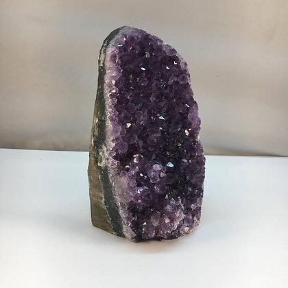 Amethyst Geode Crystal Cluster (125g)
