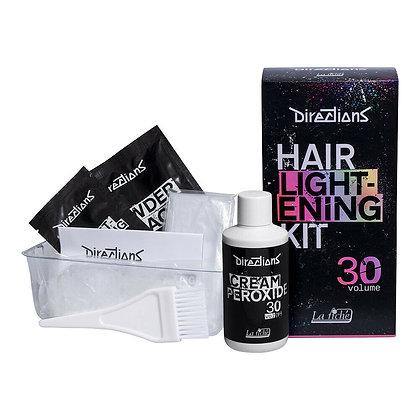 Directions Hair Lightening Kit 30 Volume