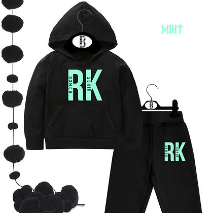 Personalised Tracksuit - Name My Initials