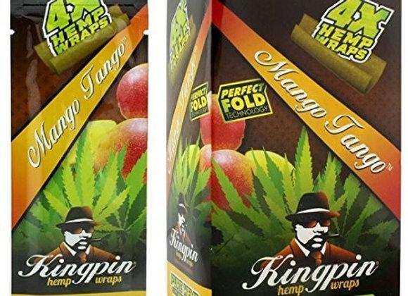 Kingpin Hemp Mango Blunt Wrap