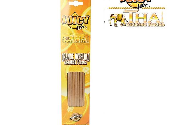 Orange Overload Incense Sticks