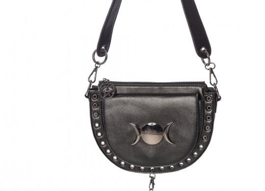 Valonia Triple Moon Bag