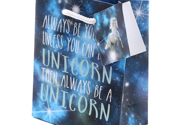 Cosmic Unicorn Small Gift Bag