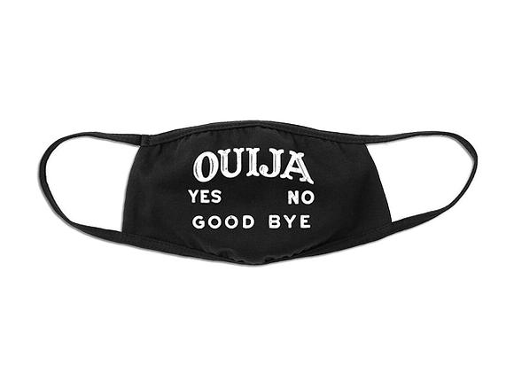 Ouija Face Mask