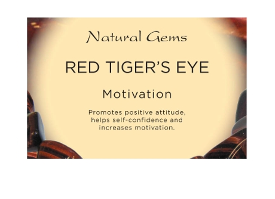 Red Tiger's Eye