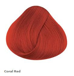 Coral Red - Directions