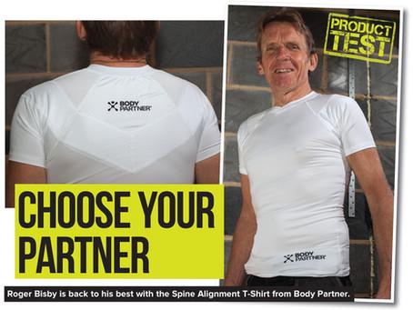 BodyPartner Spine Align T-Shirt Product Review - Professional Builder Magazine