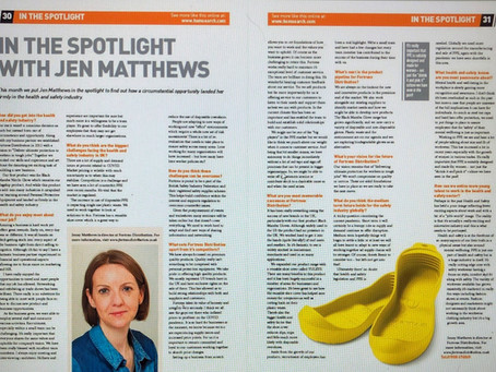 In the spotlight with Health & Safety Matters