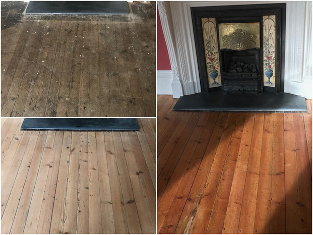 Floor sanding East sussex