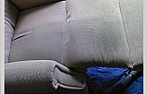 upholstery before & after