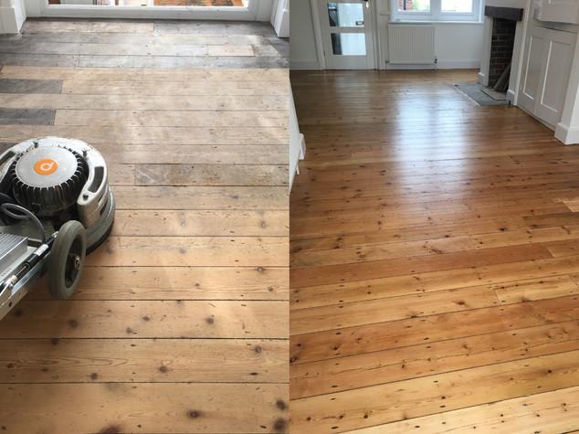 Floor Sanding Eastbourne